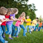 Летний лагерь для дошкольников 3 — 5 лет в Риге