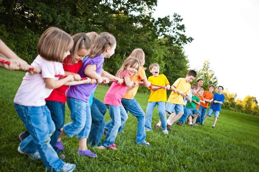 Английский лагерь для дошкольников 3 — 5 лет в Риге