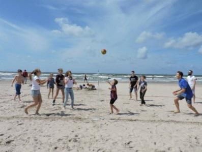 спортивные тренировки для детей в Юрмале