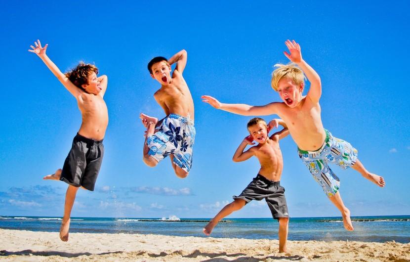 спорт для детей в Юрмале