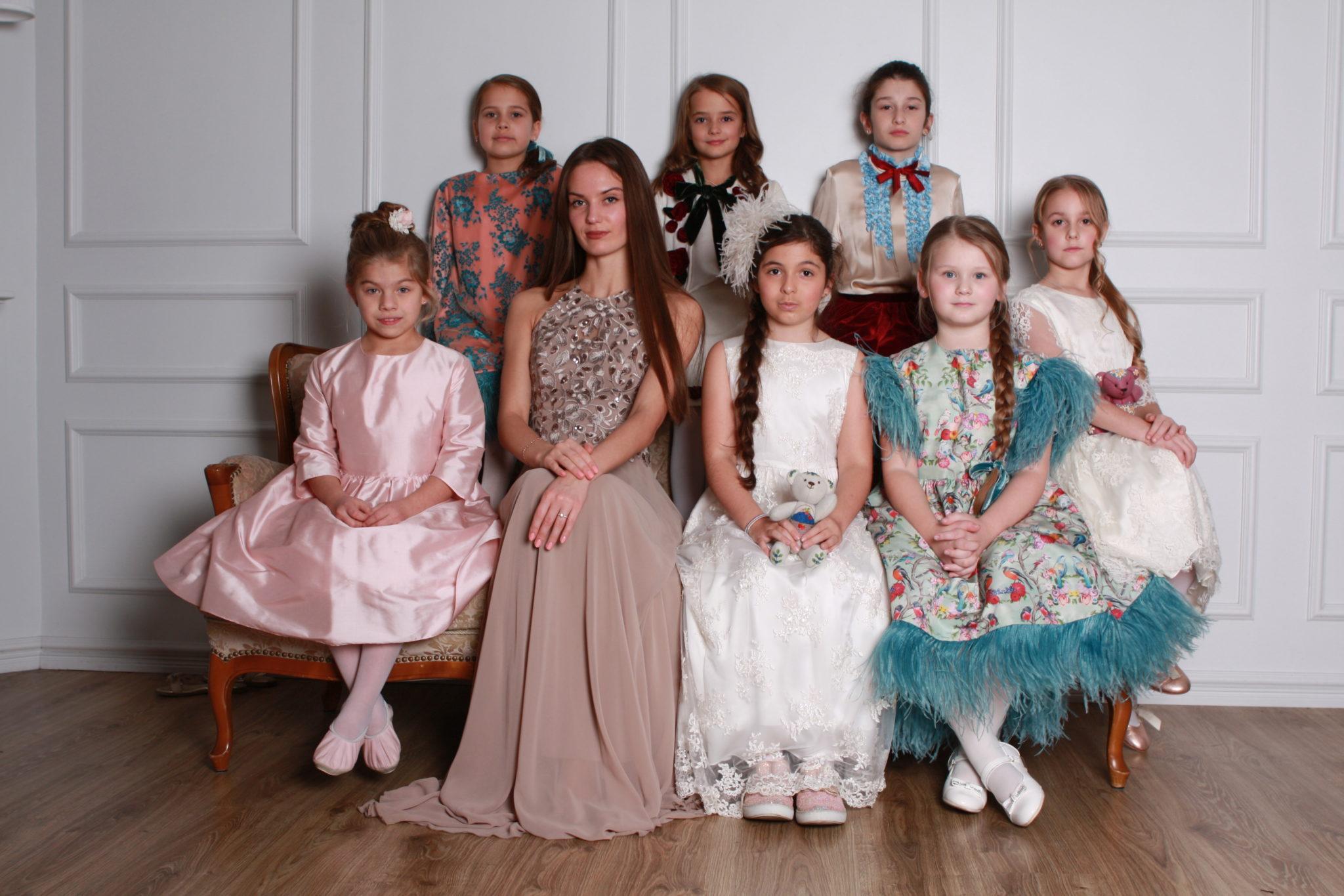 Школа этикета для девочек