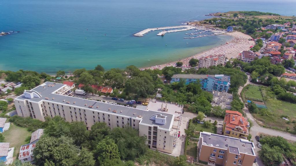 Недорогой лагерь в Болгарии