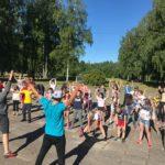 спортивный лагерь на море 2019