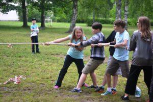 Спортивный детский летний лагерь в Сигулде