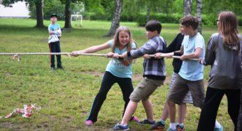 Bērnu sporta nometne Siguldā
