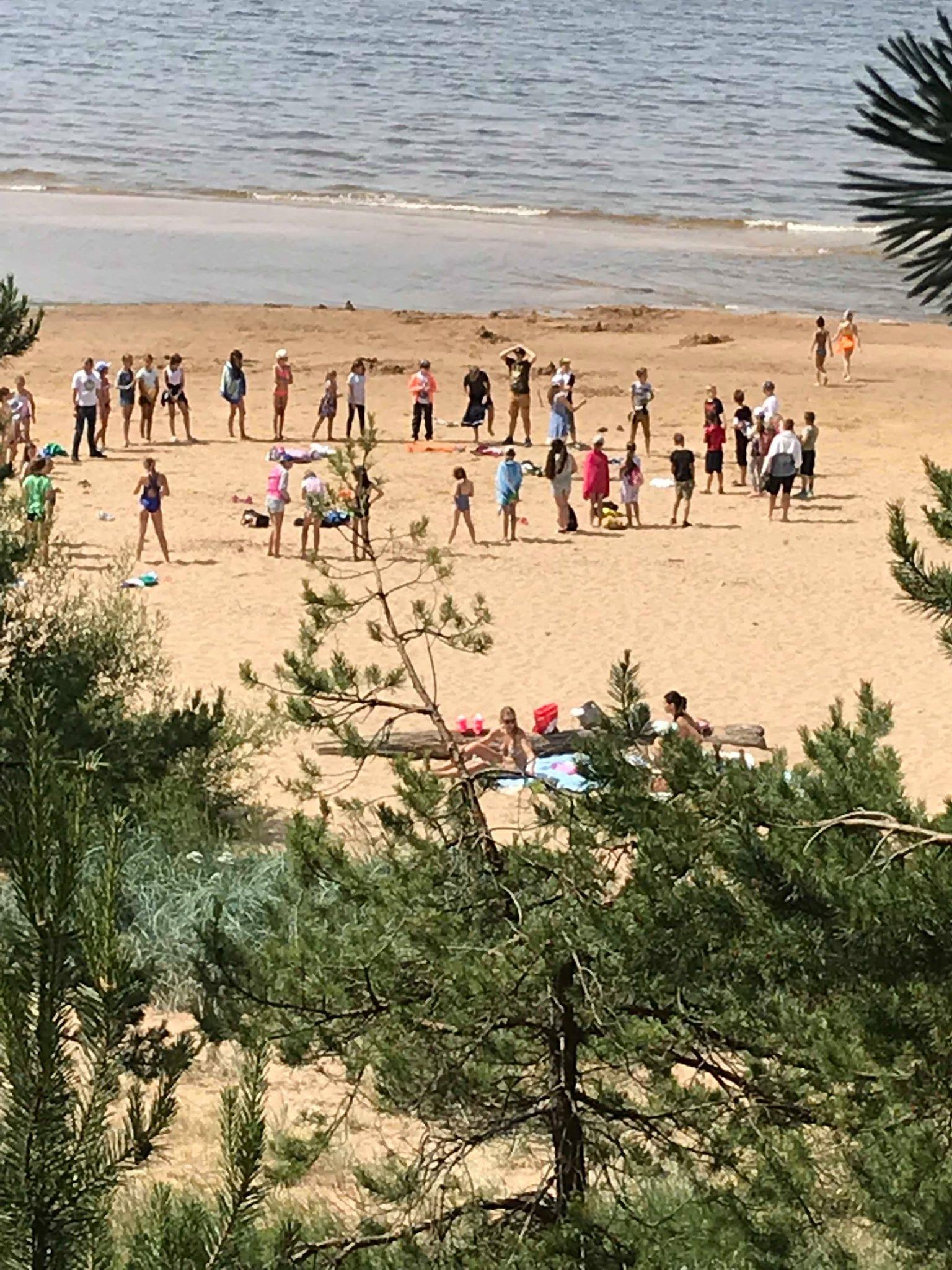Лагерь на море 2019 в августе!