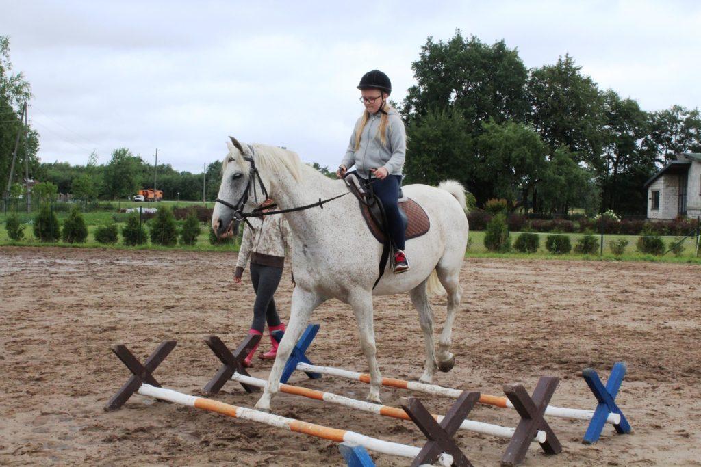конно спортивный лагерь 2019