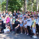Лагерь английского языка в Юрмале 2019
