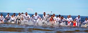 Спортивный каратэ лагерь для детей и подростков на море 2020