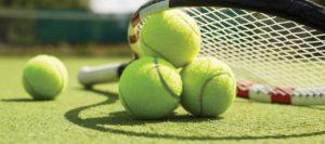 Теннисные тренировки для детей в Юрмале