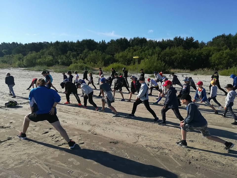 недорогой лагерь на море 2019