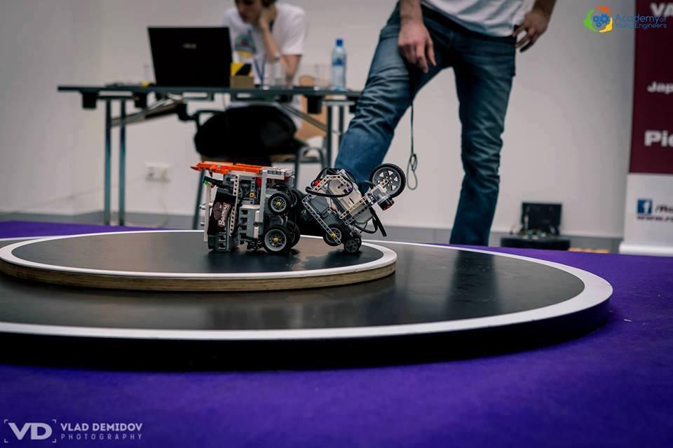 роботехнический лагерь на море 2019