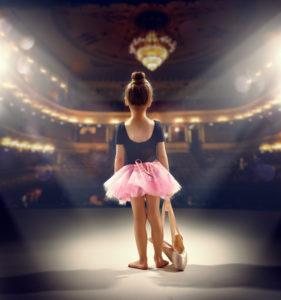 Летний лагерь для детей в Кенгарагсе»Школа для балерин»