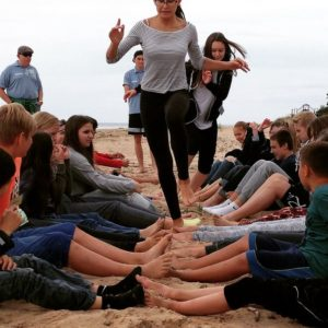 Starptautiskā angļu valodas  vasaras nometne pie jūras 2020