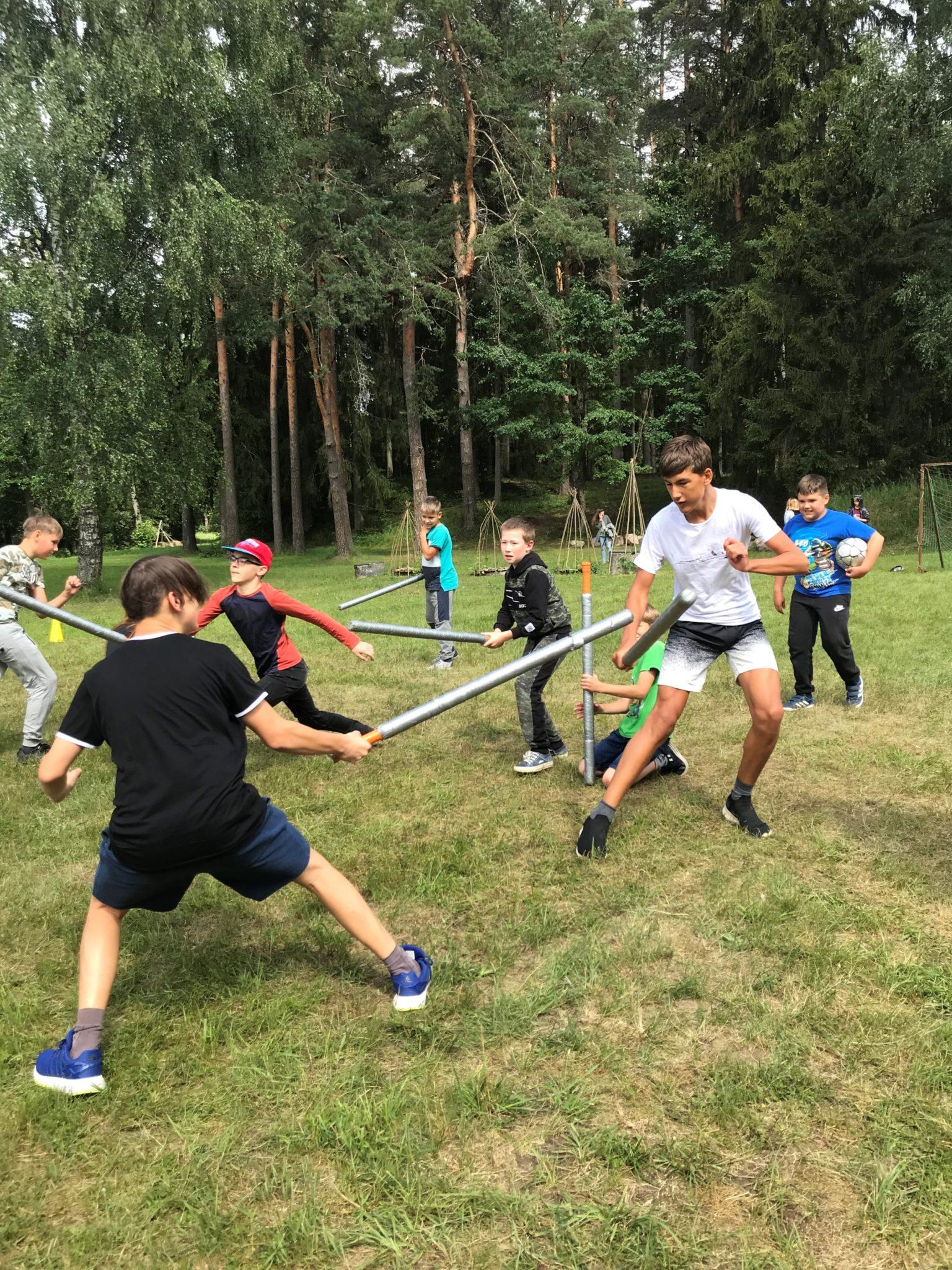Лагеря в Даугавпилсе