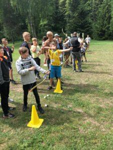 LEADER CAMP подростковый лагерь 2020