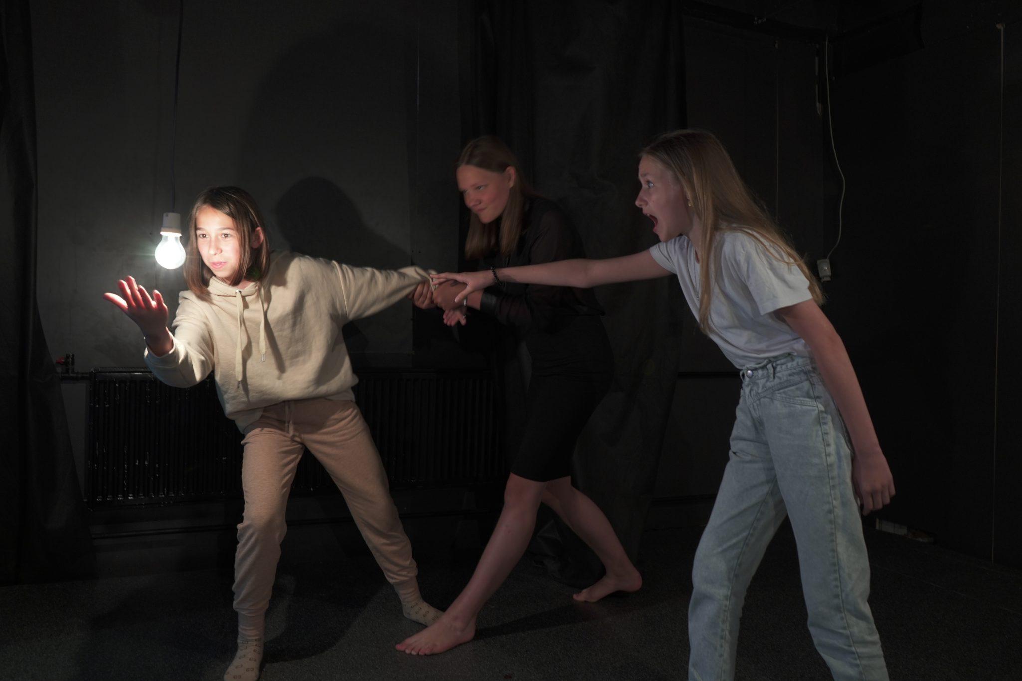 театральные курсы в Риге