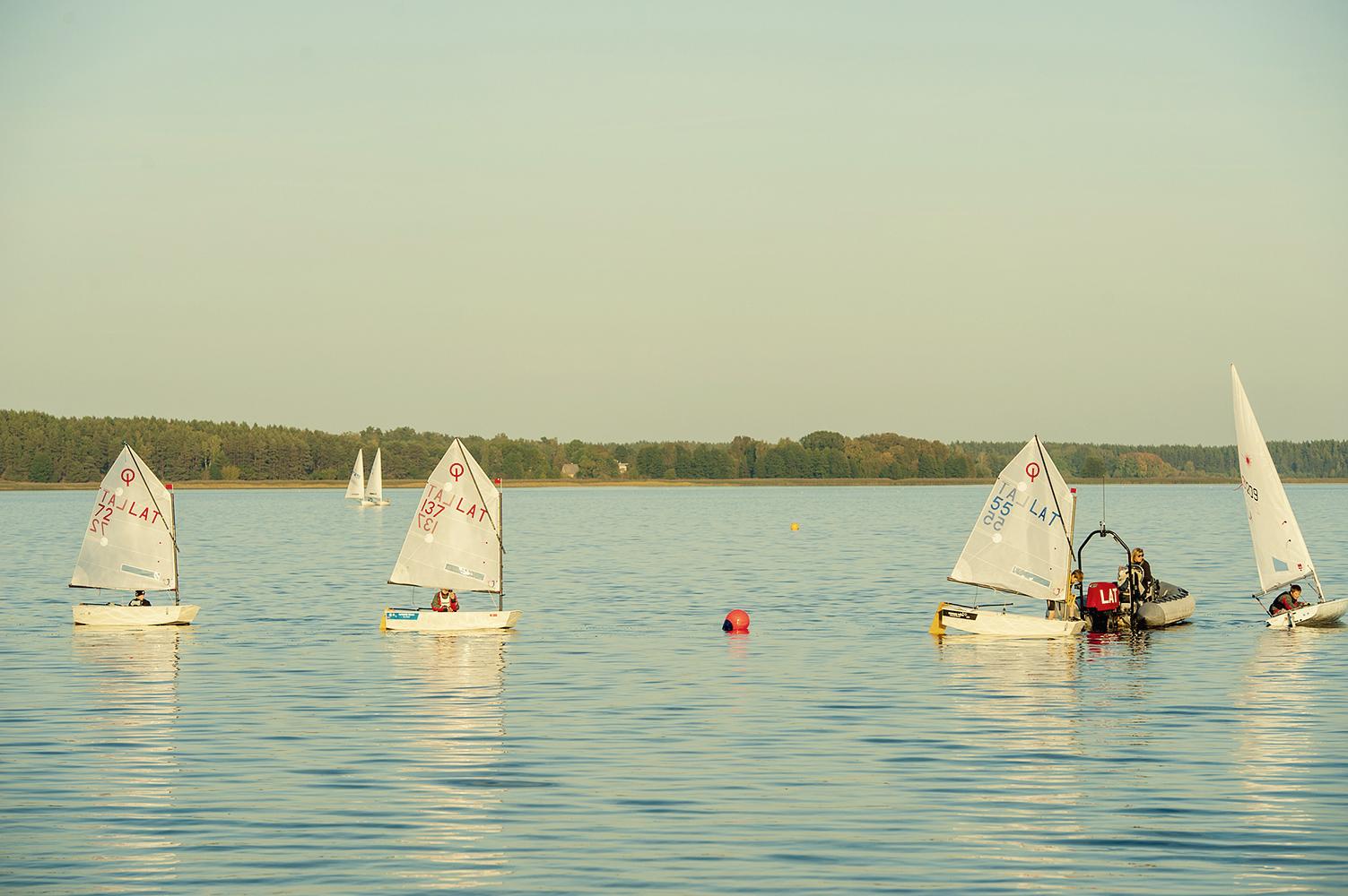 кино лагерь для подростков в Латвии