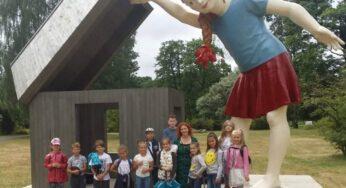 Дневной лагерь для детей английского и латышского в Риге 2020