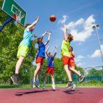 баскетбольный лагерь в Риге