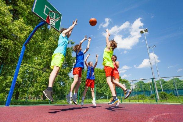 Basketbola nometne Bērniem Rīgā 2020