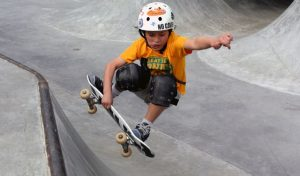 скейт лагерь для детей в Риге